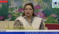 Message record of MNA MS. Romina Khurshaid Alam